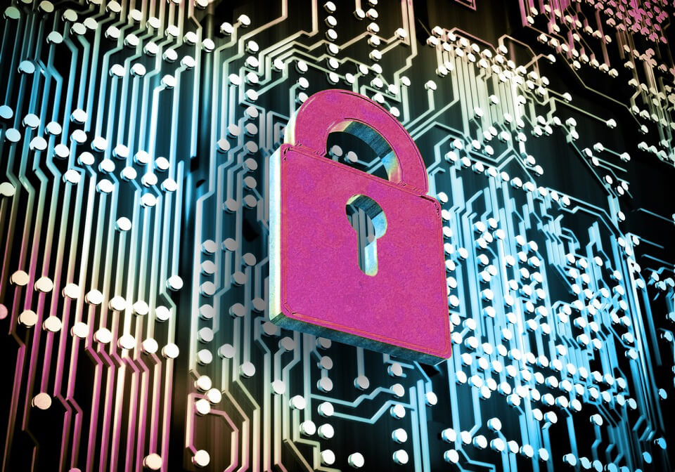 Conceptual-image-of-micro-circuit.-Security-concept